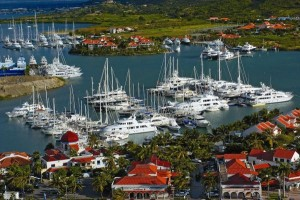 Simpson Bay Yacht Club Marina St Maarten car rental