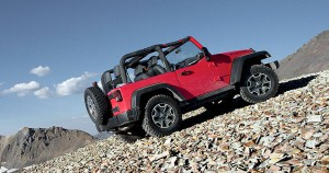 Jeep Wrangler car rental st maarten