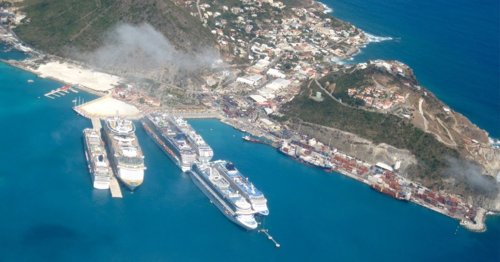 Port Of Philipsburg Sxm Loc St Maarten