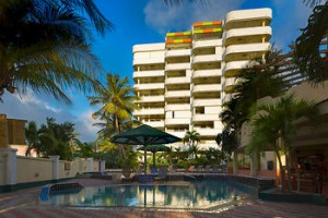 Atrium Beach resort Hotel St Maarten car rental sxm loc 3