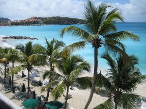 Belair Beach Hotel car rental st maarten by SXM Loc 4