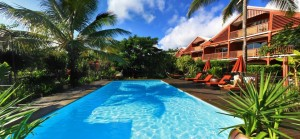 Palm Court Hotel & Caribbean Princess suites st martin car rental by sxm loc 2