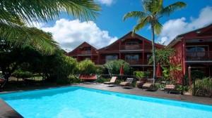 Palm Court Hotel & Caribbean Princess suites st martin car rental by sxm loc 3