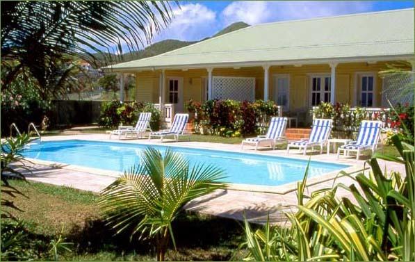 Coral Beach Villas St Martin