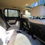 Hummer interior Luxury car rental sint maarten with SXM Loc St Maarten