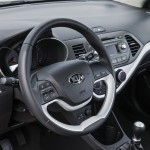 kia picanto interior st maarten car rental with SXM Loc St Maarten