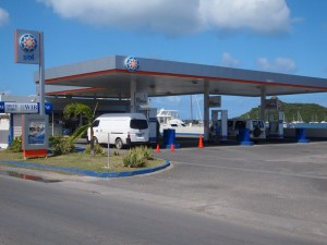 st maarten gas station car rental in St Maarten by SXM Loc