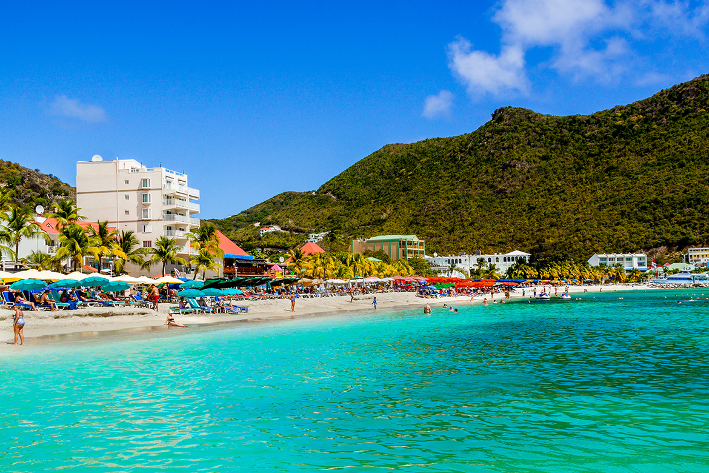 Princess Heights Hotel St Maarten